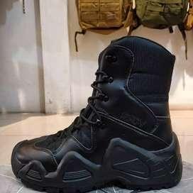 Sepatu pdl bosesdy hitam import