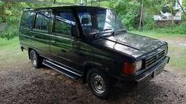 Toyota kijang super long manual Th 1996 full orisinil antik