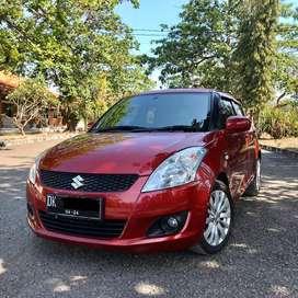 Dijual Suzuki All New Swift GL manual transmission