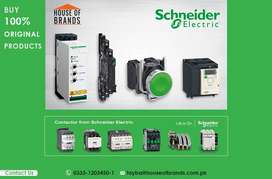 Schneider Electric Circuit Breaker, Contractors, Switches Available