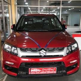Maruti Suzuki Vitara Brezza VDi - Diesel, 2018, Diesel