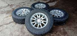 jual scond pajero exced r17 plush ban