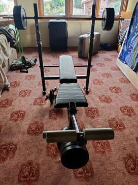 Home Gym For Sale(Negotiable price)