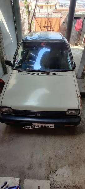 Maruti Suzuki 800 1995