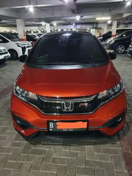 Honda JAZZ RS CVT ORANGE LIMITED 2019 LOW KM