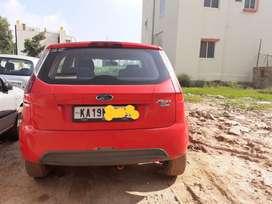 Ford Figo Duratorq Diesel EXI 1.4, 2012, Diesel