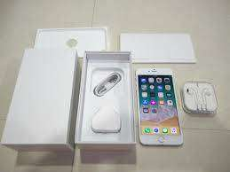 New iPhone 7 128 gb with Bill, box and accessories only 22999