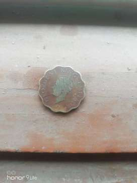 Rare old coin
