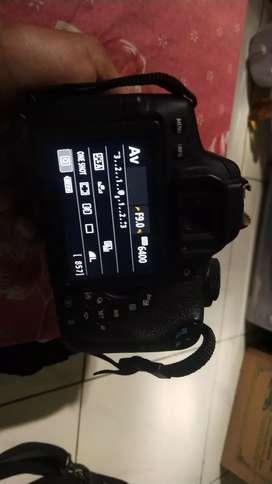 Jual camera canon 750d
