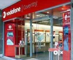 Vodafone process hiring for BPO /Data Entry/ CCE /Telecaller /Inbound 0