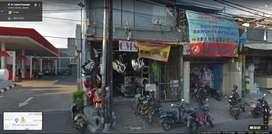 Ruko Jalan Raya Senen, Cempaka Putih, Kemayoran, Jakarta Pusat