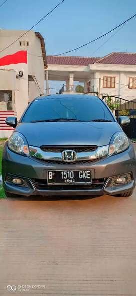 Honda mobilio E 2015 manual