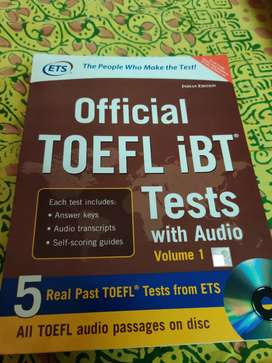 Official TODFL iBT Tests
