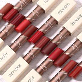Focallure Chocolate Creamy Lipstick Series