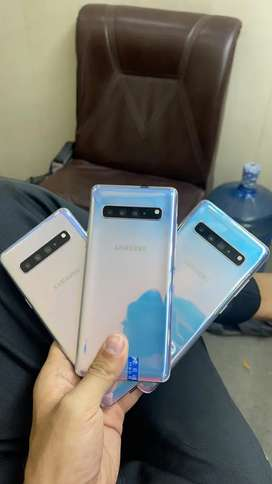 Samsung s10 plus 5g 8/256 10/10 condition pta approved