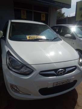 Hyundai Verna, 2012, Diesel