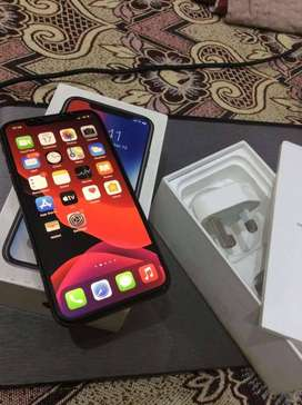 IPHONE X EXCHANGE POSSIBLE WITH