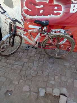 Sony bycicle for sale Rs 8000