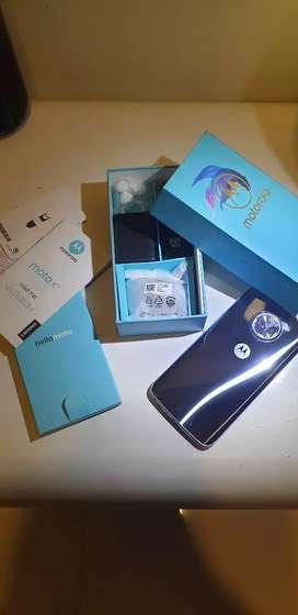 Moto X4 (Sterling blue ,64 GB)(4 GB RAM)