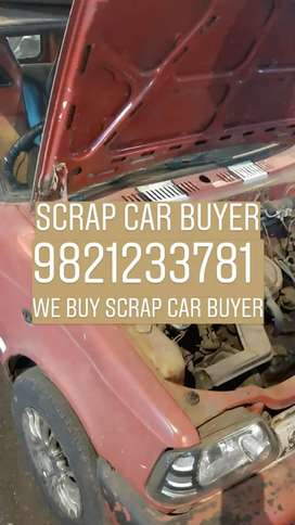 Dadar / WE PURCHASE WORKING NON WORKING CARS ISCRAP CARS BUYERS MUMBAI