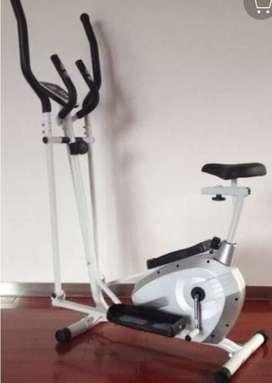 Jual cepat eliptical bike