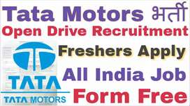 1200+ post Available in Tata Motors 12th pass Fresher's Candidates