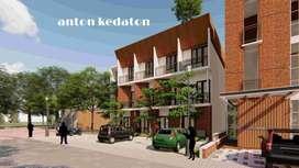 Rumah kos pasif income 3LT/200m kedaton paviliun dkt citraland mansion
