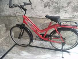 Hero Stich Bicycle Red colour (6 months used)