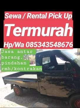 Rental/Sewa Mobil Pick up dalam dan luar Kota