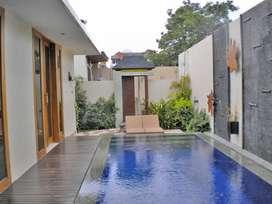 Villa Lantai 1 di Kuwum Kerobokan dekat Umalas & Canggu