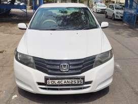Honda City 2011-2013 E, 2010, Petrol