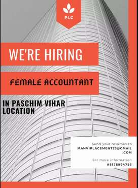 Senior Accountant Female