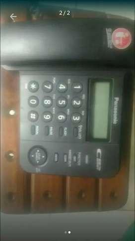 Dijual telepon rumah Panasonic display & support ID CALLER/Phone Book
