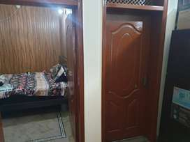 Most Urgently Req. Serious female For sharing in 2 room Portion