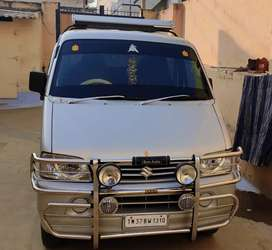Maruthi eeco ac, power steering, power window, center lock