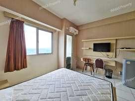 Apartemen Studio Full Furnished di MCP