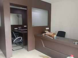 Fully furnished office space at edappally.