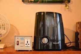 Humidifier, Honeywell Humidifier + Voltage Convector 220V AC - 110VAC