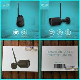 CCTV BARDI Smart Outdoor STC IP Camera Wifi IoT Home Automation Ori