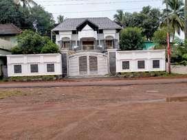 thrissur 3 km distance posh new villa 16 cent 7 bhk new villa