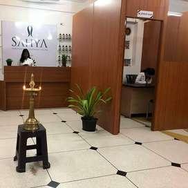 Kerala ayurvedic clinic for sale