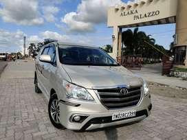 Toyota Innova 2.5 Z Diesel 7 Seater BS IV, 2015, Diesel