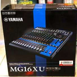 Yamaha MG16XU 16-Channel Mixer New