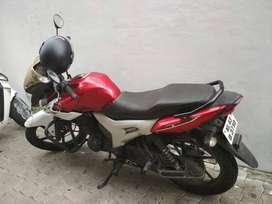 2012 Yamaha SZ 32000 Kms