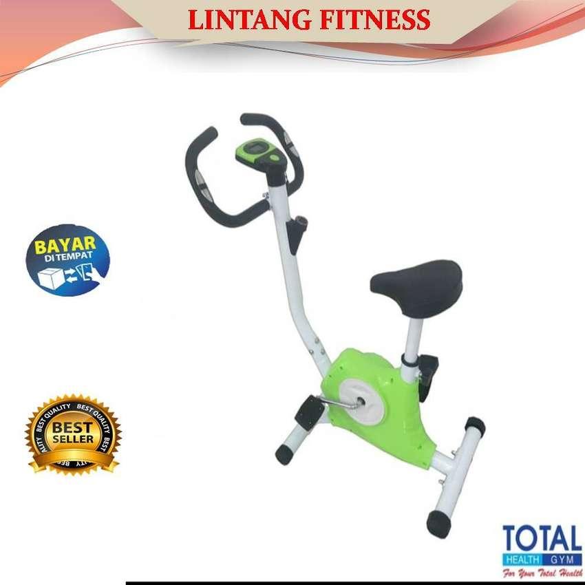 Alat Fitnes Sepeda Statis TL8215 | Sepeda Fitnes TL-8215 Best Sellerr 0
