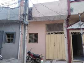House for sale in tayyab town harbanspura