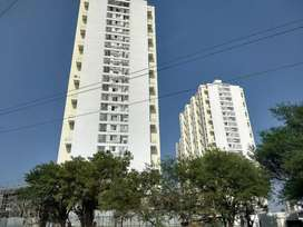 2 bhk unfurnished flat immediately available