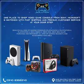 Ps 4-5 Xbox one series S & X 360