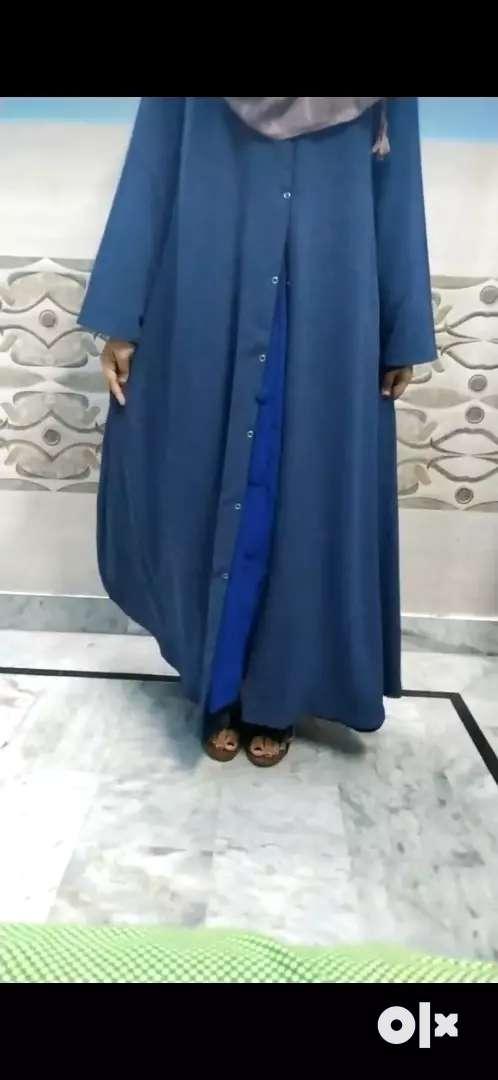 Burqa (Naqab) Abaya 0