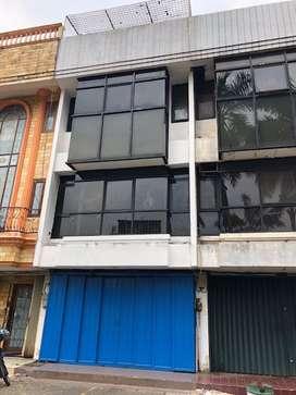 Dijual Ruko 4 lantai di Mangga Dua.